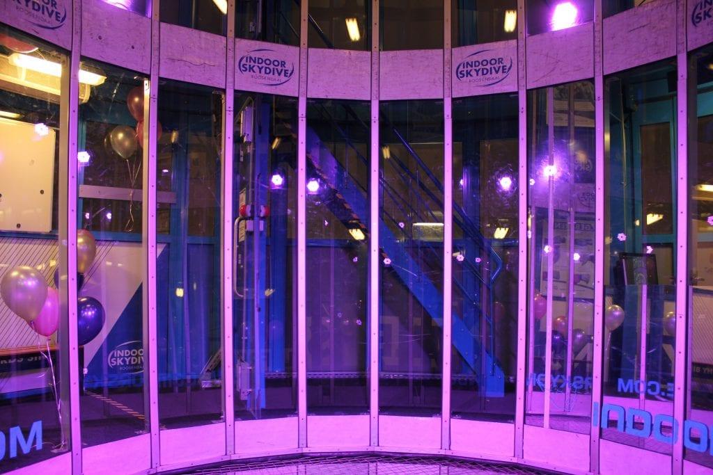 Vrijgezellenfeest vrouwen - Indoor Skydive Roosendaal