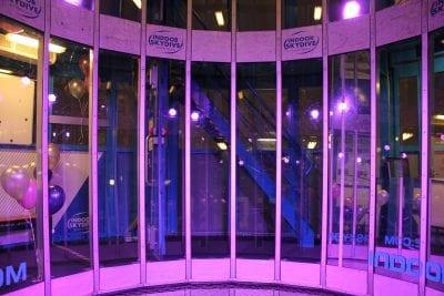 Barbie event bij Indoor Skydive Roosendaal