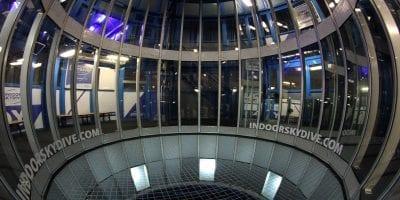 #WeaselPecker gespot bij Indoor Skydive Roosendaal