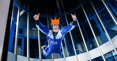 Prinsjesdag: 3 koninklijke skydive-liefhebbers!