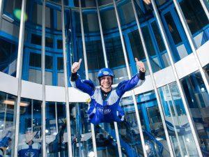 indoor skydiven