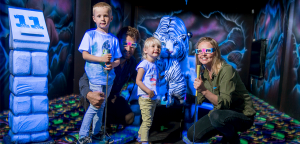 glowgolf-familie