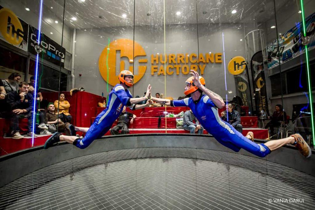 Wereld Kampioenschap indoor skydiven