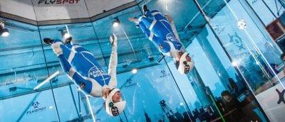 Dynamic Dutchies op WK Indoor Skydiven in Praag