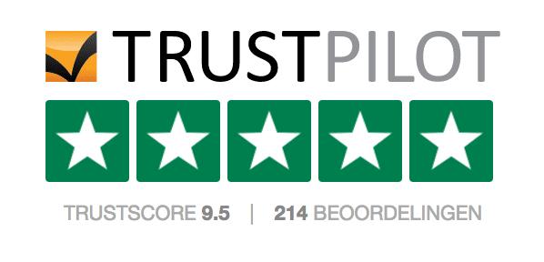 Bedrijfsuitjes - trustpilot