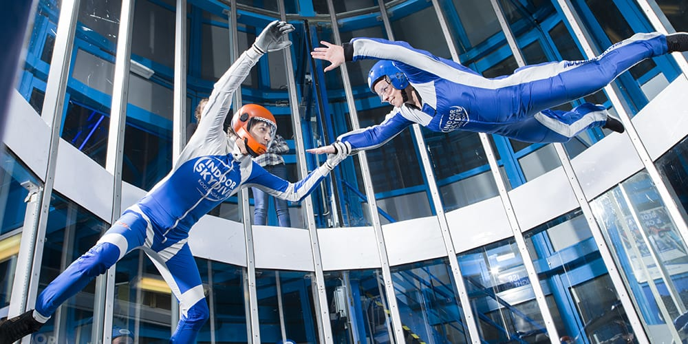 indoor skydive prijzen