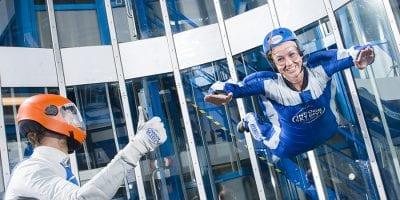 Vink indoor skydiven van je bucketlist!