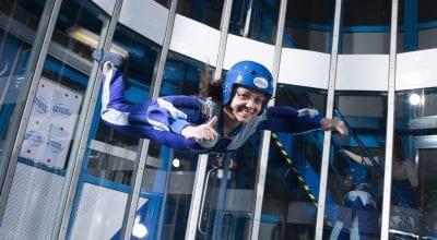11 fases die je doorloopt als je gaat indoor skydiven