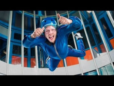 Indoor Skydive Roosendaal promo