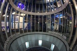 indoor skydive windtunnels