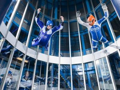 What's next na jouw eerste keer indoor skydiven?