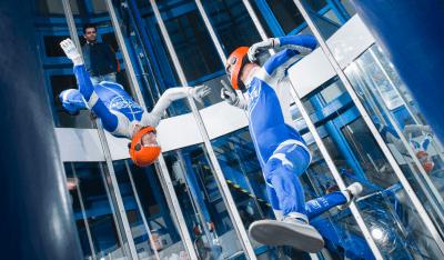 Dit is jouw kans om mee te doen aan een indoor skydive wedstrijd!