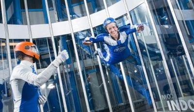 Profiteer deze herfst van korting op jouw Indoor skydive sessies!