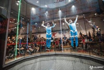 Dit wil je weten over de wereldkampioenschappen indoor skydiven!