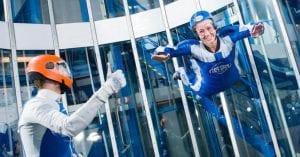 Herfst korting bij Indoor Skydive Roosendaal