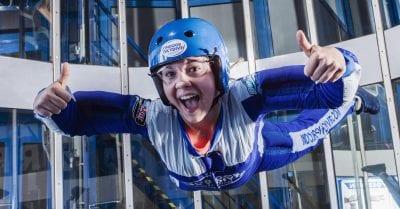 Beleef een onvergetelijke herfstvakantie bij Indoor Skydive Roosendaal