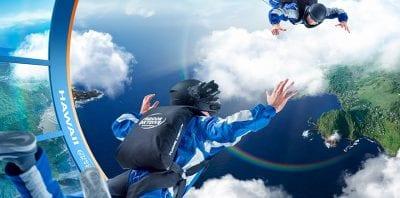 Behind the scenes: de lancering van indoor skydive VR!