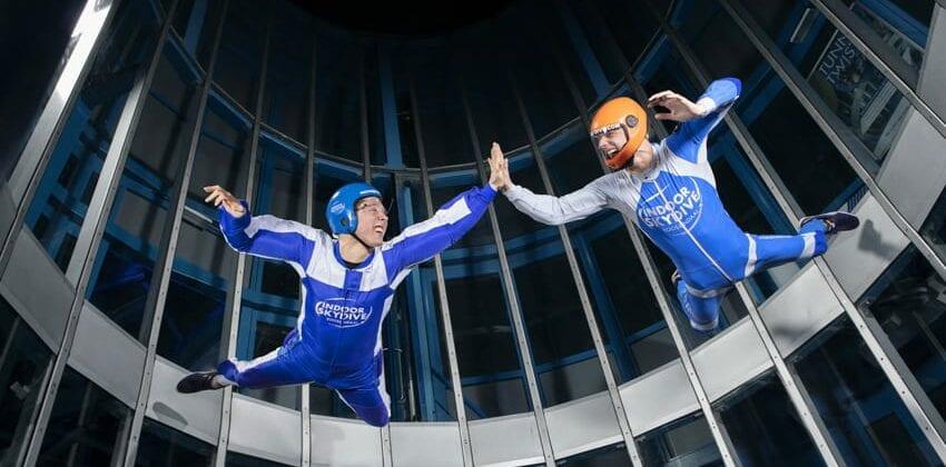 Prijzen - Indoor Skydive Roosendaal